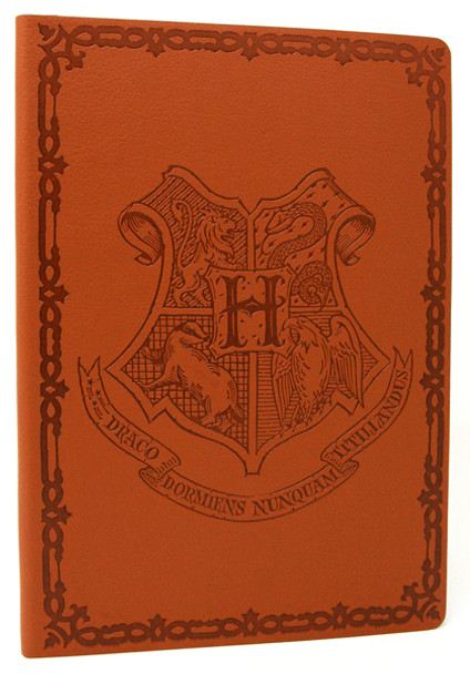 Harry Potter Hogwarts Flexi-Cover A5 Journal