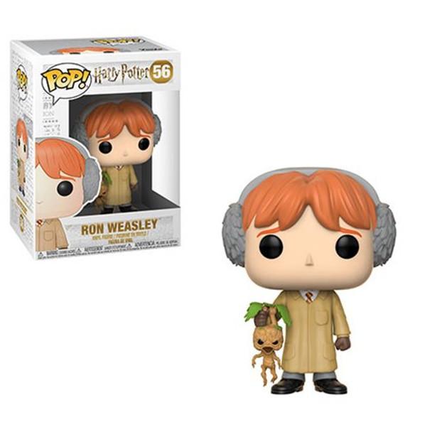 Harry Potter Ron Weasley Herbology Pop! Vinyl Figure #56