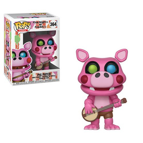Five Nights at Freddy's: Pizza Simulator Pigpatch Pop! Vinyl Figure #364