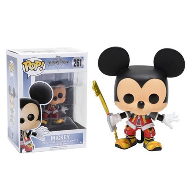 Kingdom Hearts Mickey Pop! Vinyl Figure