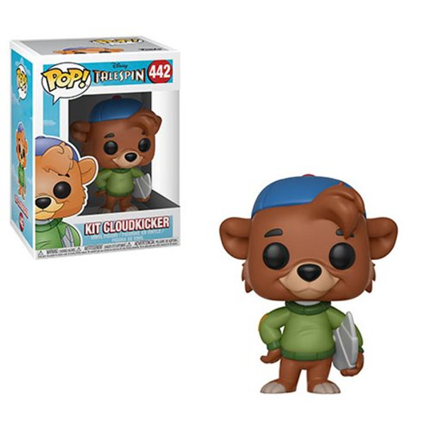 TaleSpin Kit Cloudkicker Pop! Vinyl Figure #442