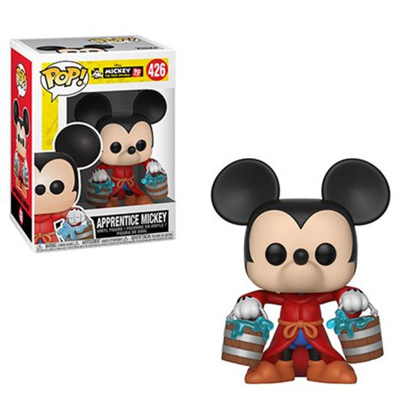 Mickey's 90th Apprentice Mickey Pop! Vinyl Figure #426