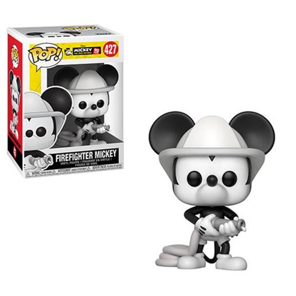 Mickey's 90th Firefighter Mickey Pop! Vinyl Figure #427