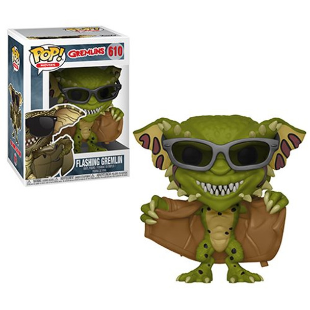 Gremlins Flashing Gremlin Pop! Vinyl Figure #610