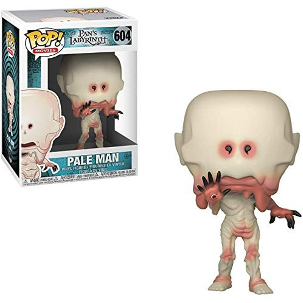 Pan's Labyrinth Pale Man Pop! Vinyl Figure #604
