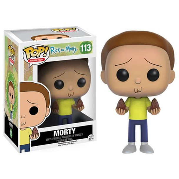 Rick and Morty Morty Pop! Vinyl Figure