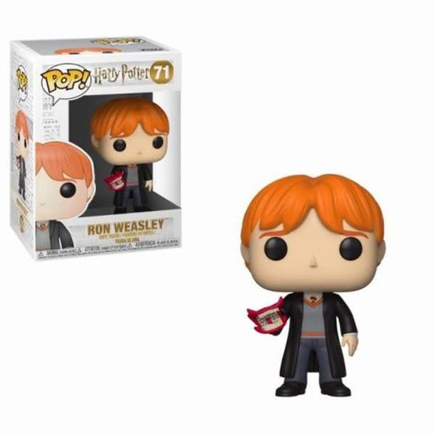 Harry Potter Ron Weasley with Howler Pop! Vinyl Figure #71
