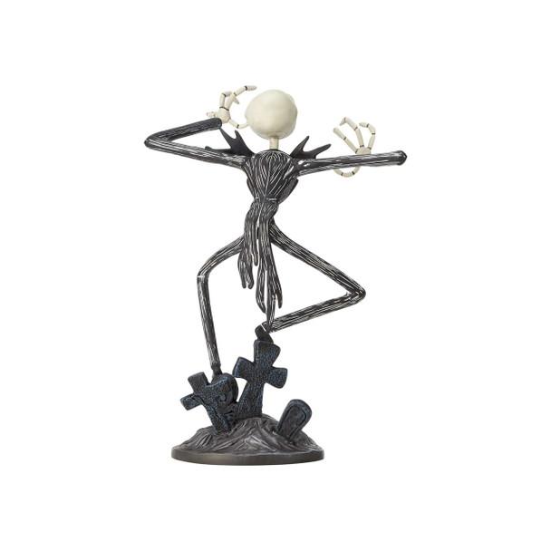 Nightmare Before Christmas Jack Skellington 8 1/2-Inch Grand Jester Vinyl Figure