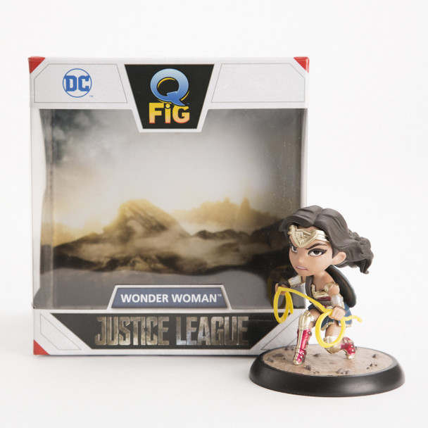 Justice League Wonder Woman Q-Fig Figure