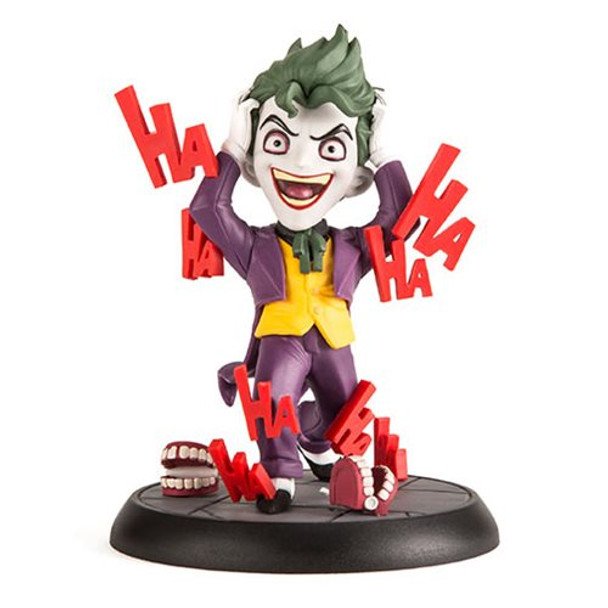 DC Comics The Killing Joke Joker Q-Fig Figure