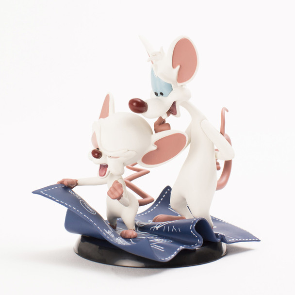 Pinky and the Brain Taking Over the World Q-Fig Toons