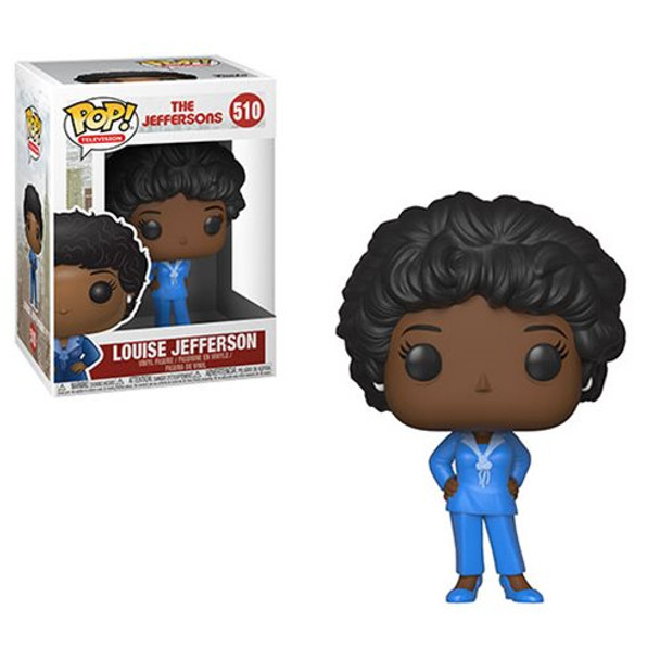The Jeffersons Louise Jefferson Pop! Vinyl Figure #510