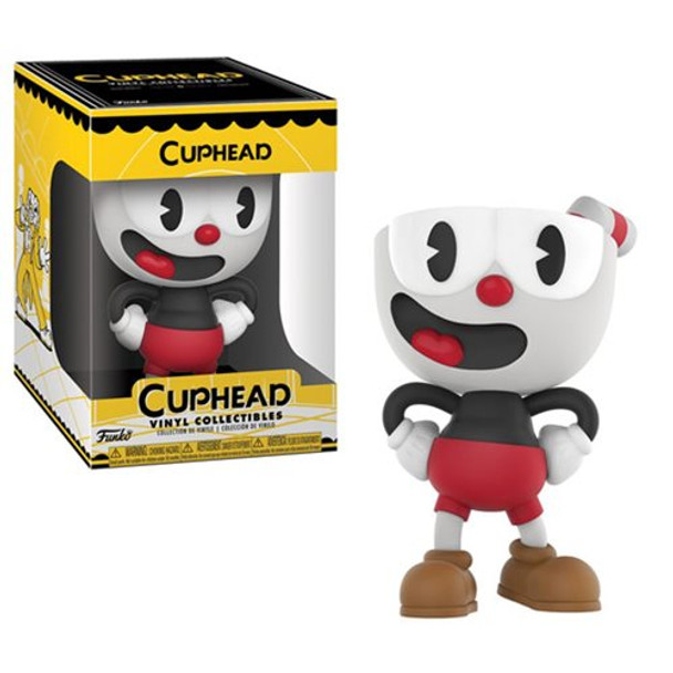 Cuphead Vinyl Figure