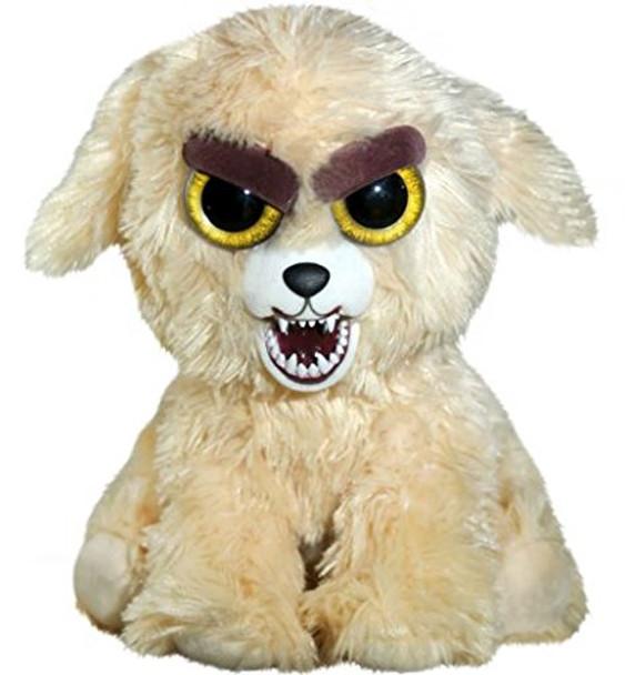 Feisty Pets Lunatic Lexi The Golden Doodle Dog