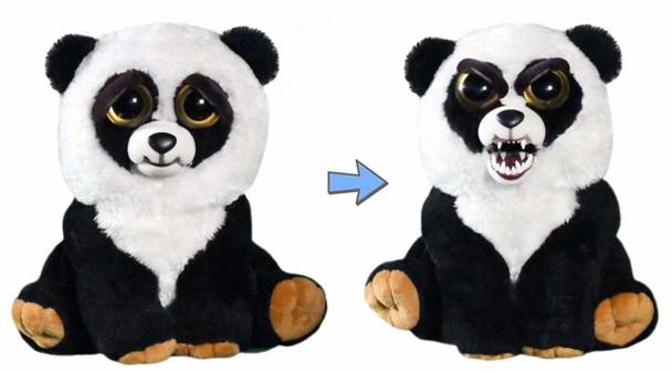 Feisty Pets Black Belt Bobby the Panda