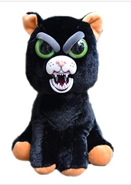 Feisty Pets Katy Cobweb the Black Cat