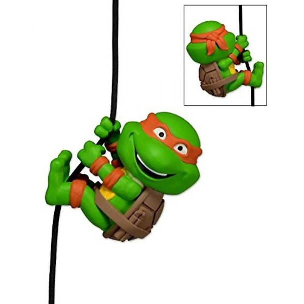 Teenage Mutant Ninja Turtles Michelangelo Scalers 2-Inch Mini-Figure