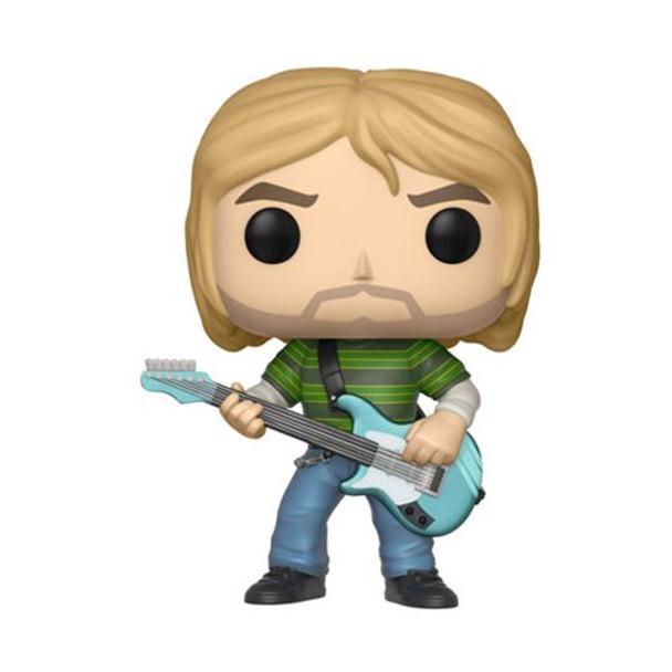 Kurt Cobain in Striped Shirt Pop! Vinyl Figure