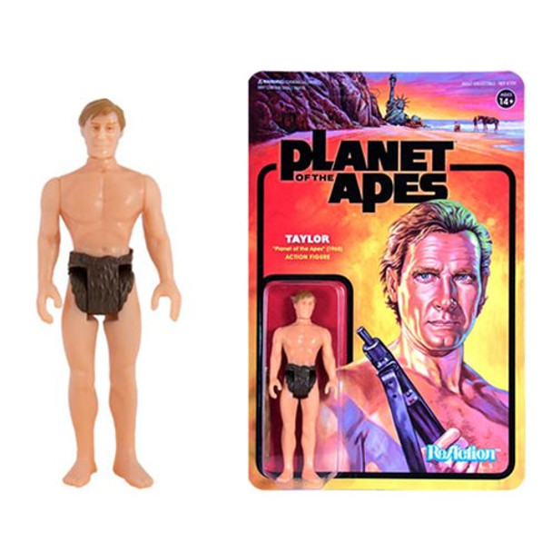 Planet of the Apes Taylor ReAction Figure