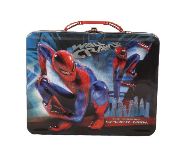 Amazing Spider-Man Crouching Lunch Box