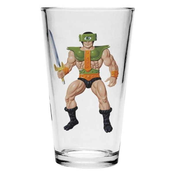 Masters of the Universe Tri-Klops Pint Glass