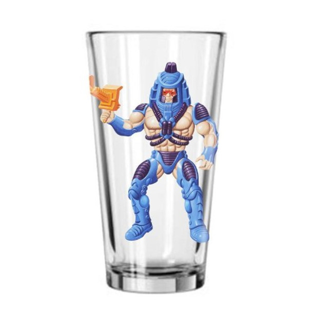 Masters of the Universe Man-E-Faces Pint Glass