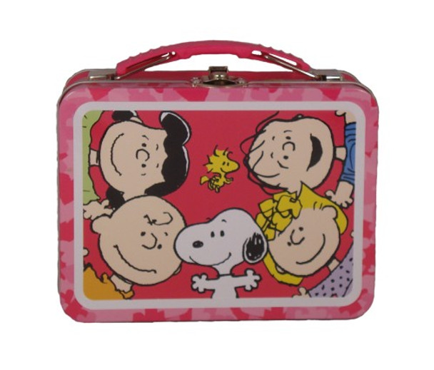 Peanuts (Whole Gang) Small Lunch Box
