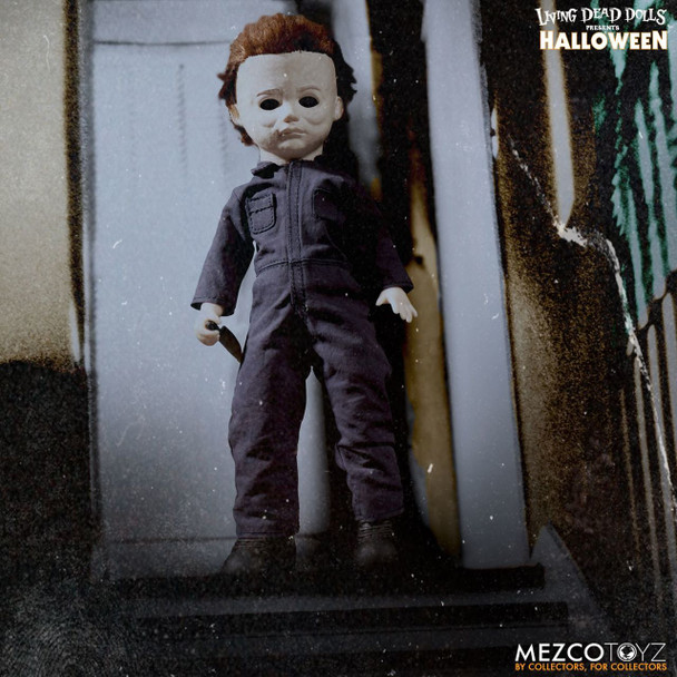 Living Dead Dolls Halloween Michael Myers Doll