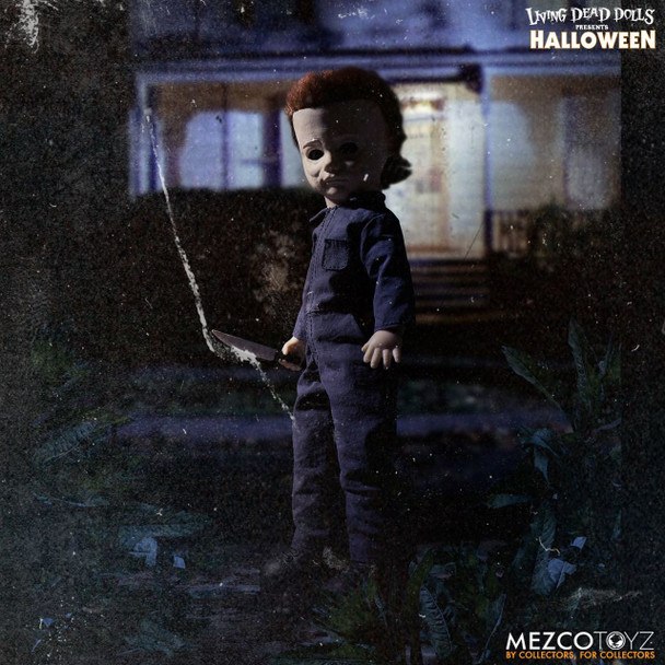 [PRE-ORDER] Living Dead Dolls Halloween Michael Myers Doll