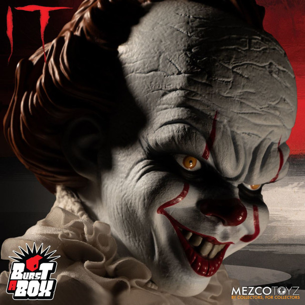 It Pennywise Burst a Box Jack-in-the-Box