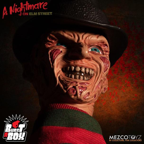 [PRE-ORDER] Nightmare on Elm Street Freddy Krueger Jack-in-the-Box