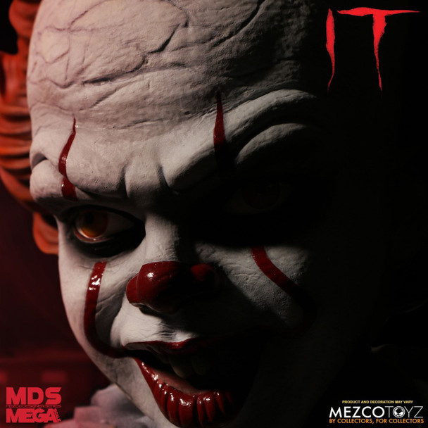 It Pennywise Talking Mega-Scale 15-Inch Doll