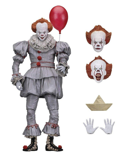 IT Ultimate Pennywise 2017 7-Inch Action Figure