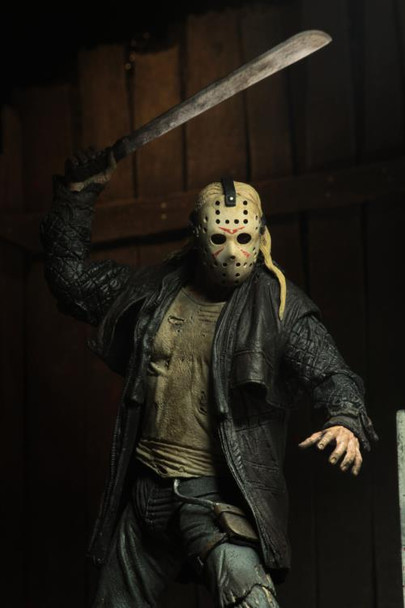 Friday the 13th Ultimate Jason Voorhees 7-Inch Scale Action Figure