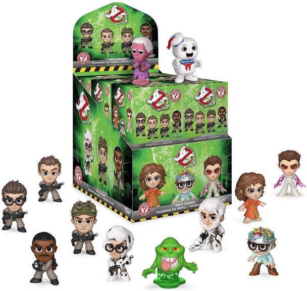 Ghostbusters Mystery Minis Mini-Figure (Speciality Seriers) Random 4-Pack