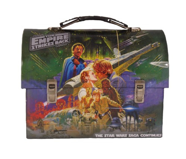 Star Wars: Episode V - The Empire Strikes Back Movie Poster Workman Lunch Box