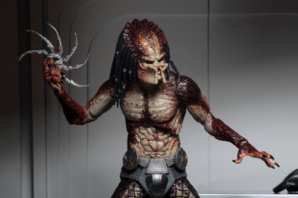 Predator 2018 Ultimate Fugitive Lab Escape Predator 7-Inch Scale Action Figure
