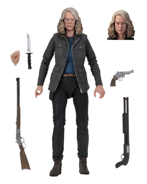 Halloween 2018 Ultimate Laurie Strode 7-Inch Scale Action Figure