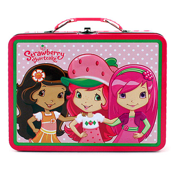 Strawberry Shortcake (Friends) Embossed Lunch Box