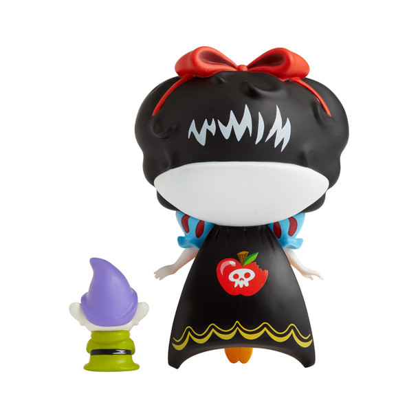 Disney The World of Miss Mindy Snow White With Dopey Vinyl Figure