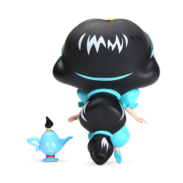 Disney The World of Miss Mindy Aladdin Jasmine With Genie Vinyl Figure