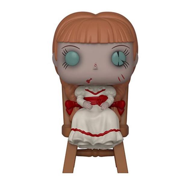 Annabelle in Chair Pop! Vinyl Figure