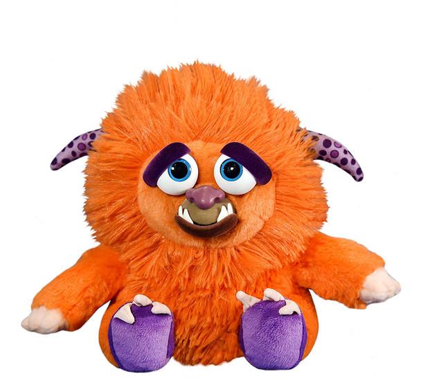 Feisty Pets Orange Monster: Hailey The Hoarder