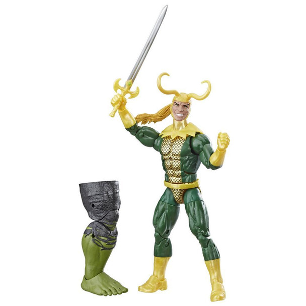 Marvel Legends Series Loki 6-inch Collectible Action Figure