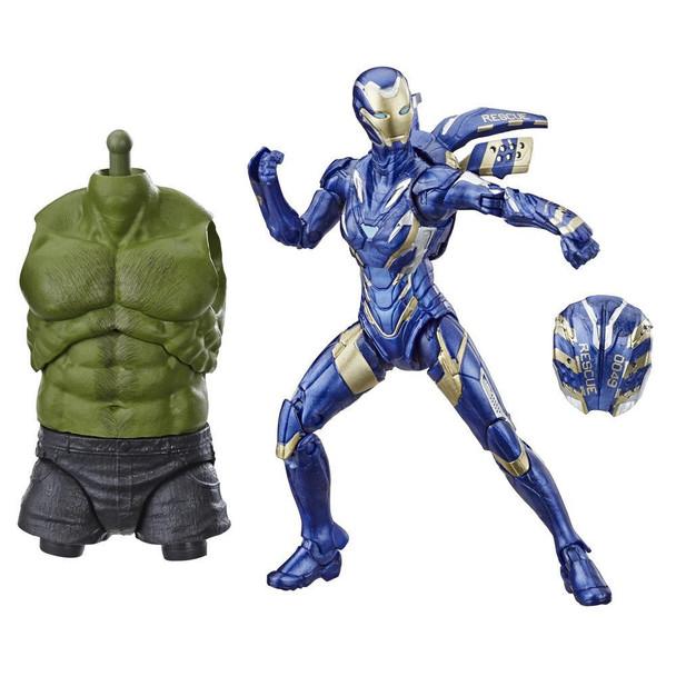 Marvel Legends Series Avengers: Endgame Marvel's Rescue 6-Inch Action Figure