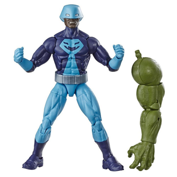 Marvel Legends Series Rock Python 6-inch Collectible Action Figure