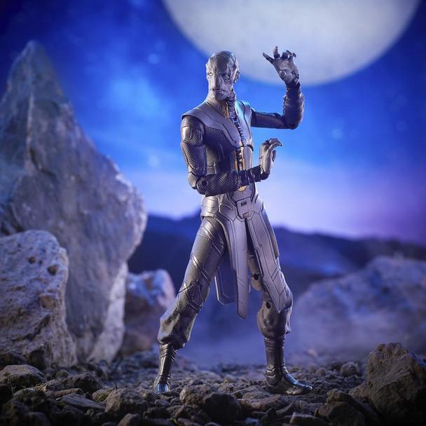 Marvel Legends Series Avengers: Endgame 6-inch Ebony Maw Figure