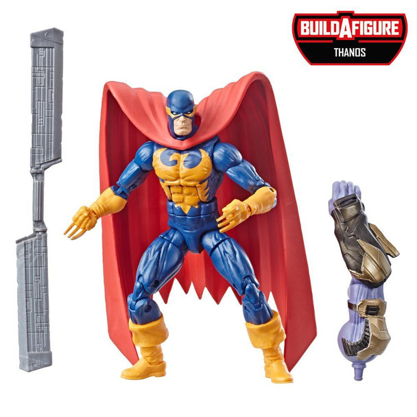Marvel Legends Series 6-inch Marvel's Nighthawk Figure