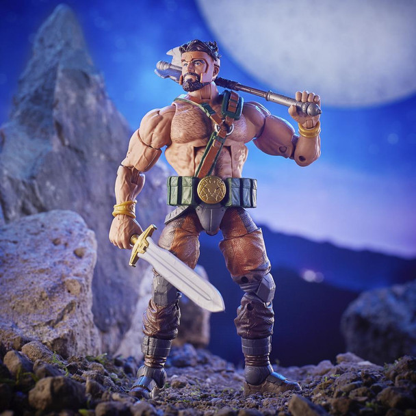Marvel Legends Series 6-inch Marvel's Hercules Figure