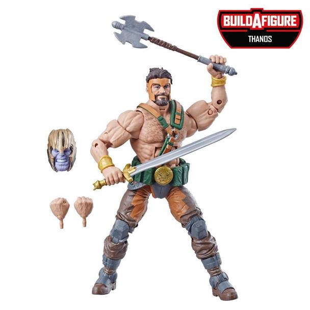 Marvel Legends Series 6-inch Marvel's Hercules Figure